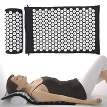 Top Quality Acupressure Massage Cushion Pillow Yoga Mat Bed Pilates Nail... - $35.95