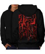 Gun Cool Weapon Gangster Sweatshirt Hoody Weapon Art Men Hoodie Back - $20.99+