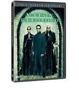 The Matrix Reloaded (DVD) - $0.00