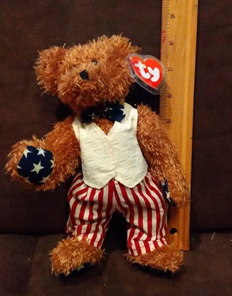 Ty Beanie Baby Attic Treasures Revere Bear and 50 similar items 9cf77b335da4