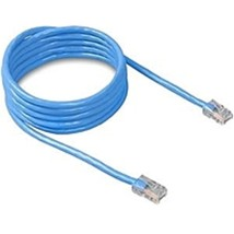 Belkin A3L781-01-BLU 1 Feet Category 5e Patch Cable - 1 x RJ-45 Male, Ma... - $17.80