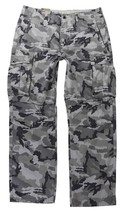 NEW NWT LEVI'S STRAUSS MEN'S ORIGINAL RELAXED FIT CARGO I PANTS GRAY 124620040