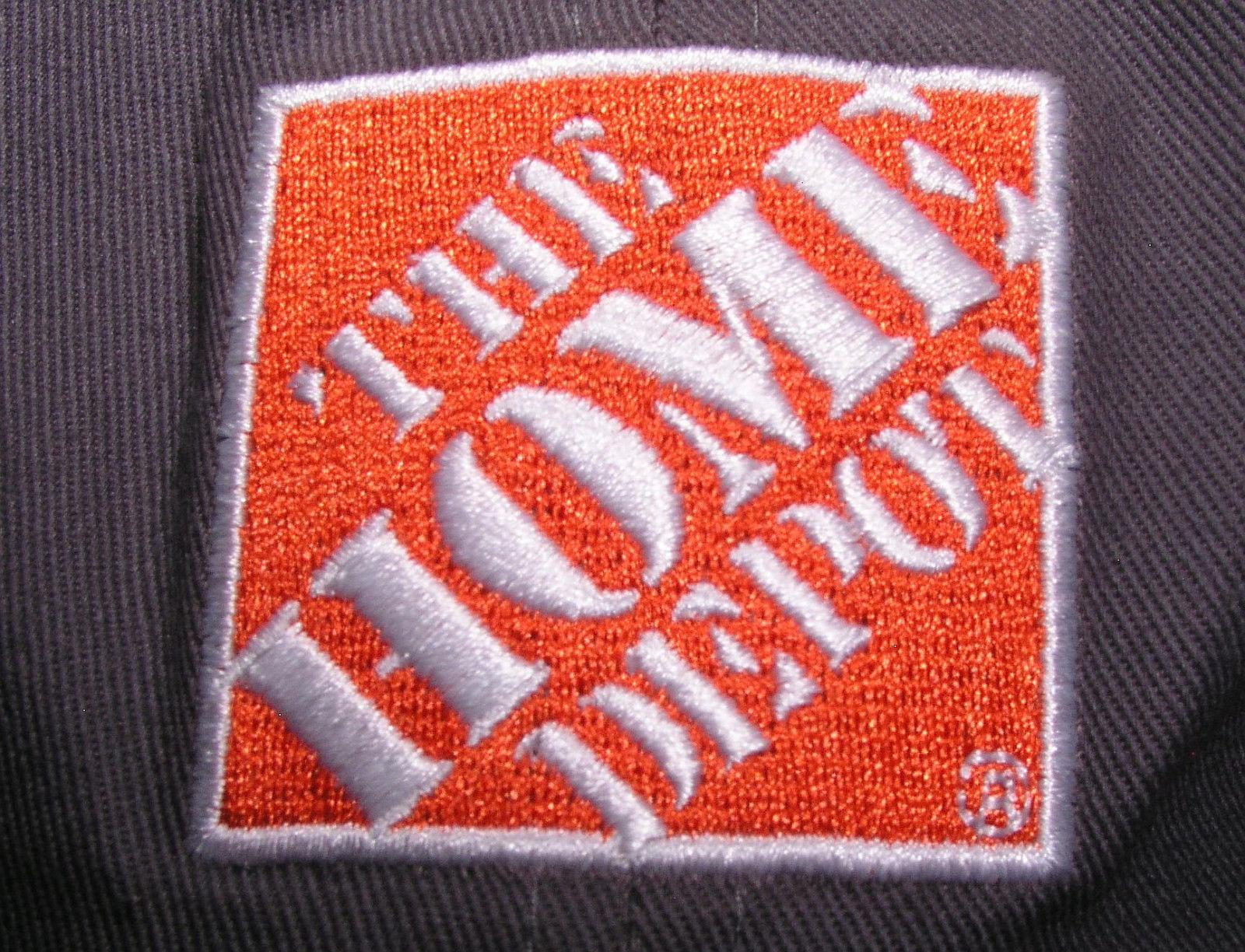 0b389614 Baseball Cap The Home Depot Logo Hat Cotton and 50 similar items