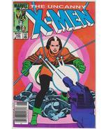 Uncanny X-Men #182 - $4.00