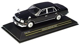 [First43 1/43] Toyota Century 2007 Black F43-101 - $43.43