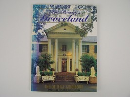 Elvis Presley's Graceland The Official Guidebook Updated and Expanded Se... - $13.85
