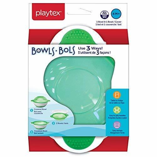 Playtex Mealtime Use 3 Ways (Colors May Vary), Bowl - $7.87