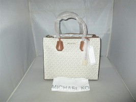 Michael Kors LG Mercer Logo Tote,Shoulder Bag, Cross-Body, Satchel $298 ... - $149.99