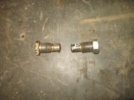 YAMAHA 2000 BEAR TRACKER 250 2X4 SWING ARM BOLTS (BIN 64) P-1391L PART 1... - $20.00