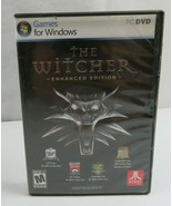 The Witcher Enhanced Edition PC DVD For Windows Game 2008 Atari  - $15.00