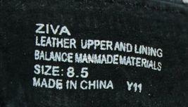 Grazie Footwear Ziva Black Jeweled Buckle On Sandal Size 8 And Half image 9