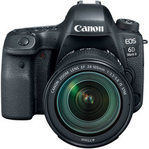 Canon EOS 6D Mark II DSLR Camera with 24-105mm f/3.5-5.6 Lens  - $1,864.29