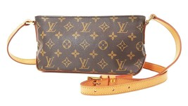 Authentic LOUIS VUITTON Trotteur Monogram Crossbody Shoulder Bag Purse #... - $595.00