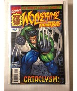 Wolverine Days Of Futures Past #1 First Print (1997) - $12.00