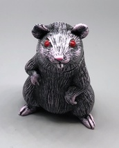 Max Toy Dry-Brush Oh-Nezumi Rat/Mouse Handpainted by Mark Nagata - Extremely Lim image 8