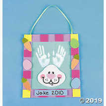 Handprint Bunny Keepsake Craft Kit - $21.62