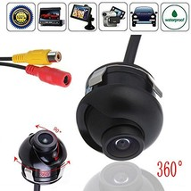CAIRUTE® Universal Mini CCD High Definition Night Vision 360 Degree Car ... - $20.67