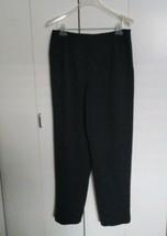 Talbots Women's Dress Pants Classic Fit Lined Black Size 14 NWOT - $24.70