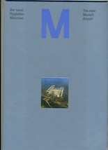 The New Munich Airport Book Gateway to the World 1991 - $44.55