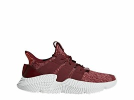adidas Womens Originals Prophere W Maroon Red White Size 8.5 Sneakers B3... - $69.95