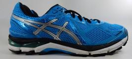 Asics GT 2000 v 3 Size US 12.5 M (D) EU 47 Men's Running Shoes Blue T500N