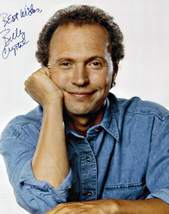 8 x 10 Autographed Photo of Billy Crystal (Reprint) - $5.59