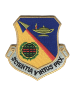 """3"""" AIR FORCE SPECIAL OPERATIONS SCIENTIA VIRTUS PAX EMBROIDERED PATCH - $18.04"""