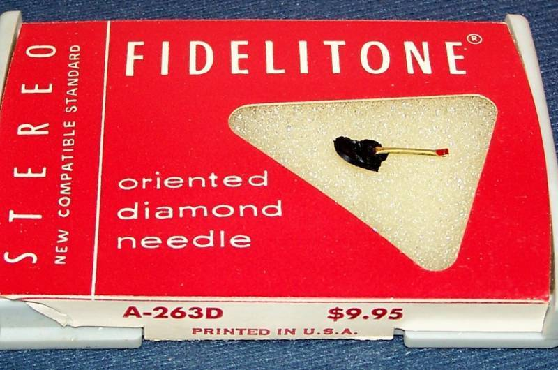 PHONOGRAPH RECORD PLAYER NEEDLE STYLUS for Magnavox 560723 Magnavox 560725
