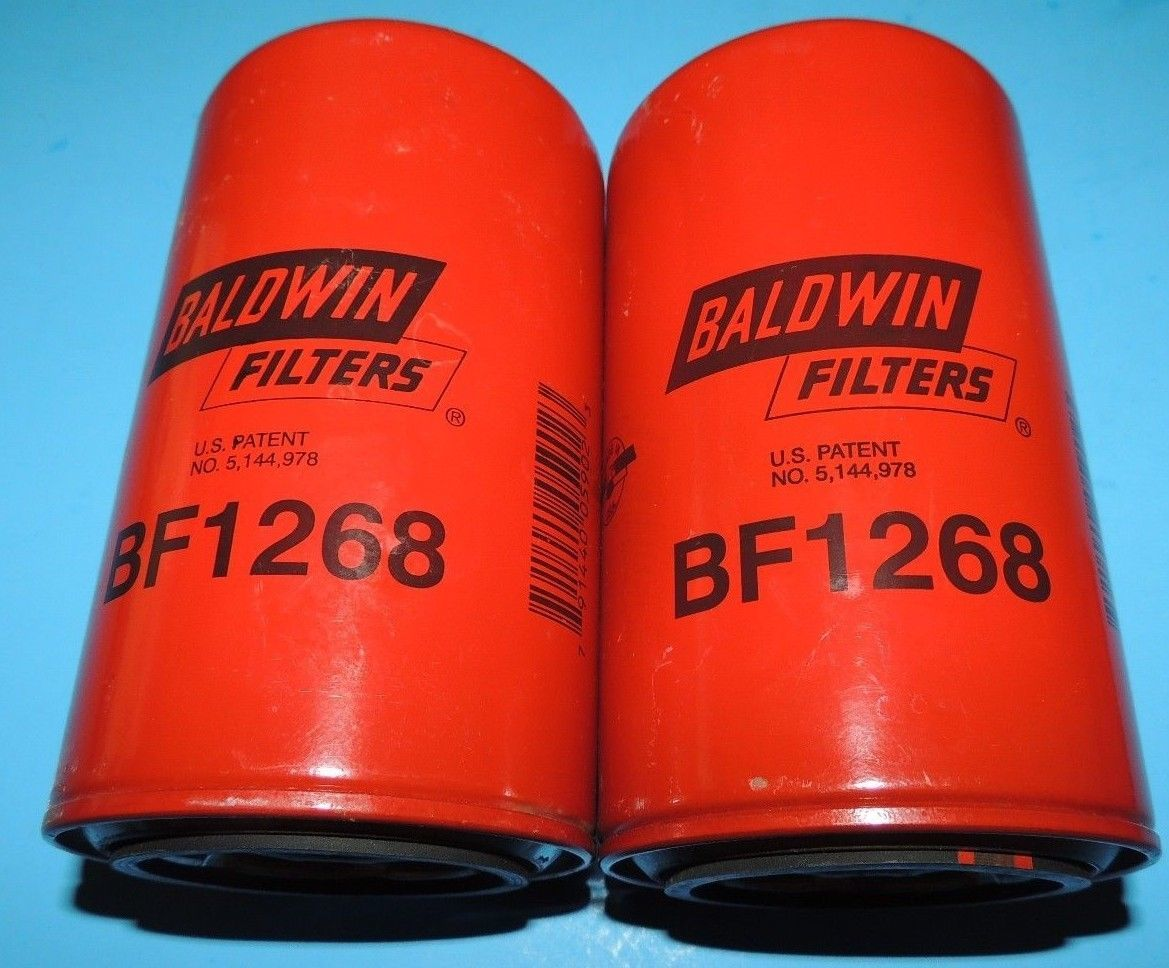 Baldwin Filter Bf1268 Spin On Fuel 2 And Similar Items Housing 57