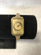 VINTAGE TIMEX MANUAL WIND MENS WRISTWATCH As Is No Handle - $5.93