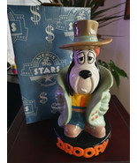 Extremely Rare! Droopy as Secret Agent Avenue of the Stars Figurine Bank... - $267.30
