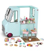 "Our Generation Dolls Sweet Stop Ice Cream Truck for Dolls, 18"" - $189.99"