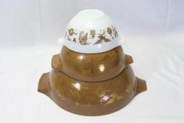 Pyrex Americana Cinderella Nesting Bowl Set of 3   - $35.27