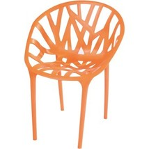 Mod Made Branch Chair In Orange (Set of 2) - $186.66