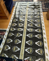 """PERDUE BOILERMAKERS...LARGE PLASTIC TABLE COVER..54"""" X 108""""..NCAA LICENSED - $8.90"""