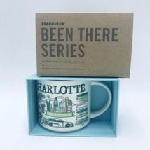 Starbucks Been There Series Charlotte North Carolina Mug 14 oz Across th... - $29.99