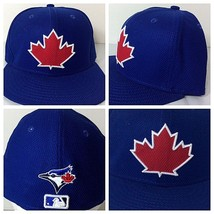 Toronto Blue Jays New Era 59Fifty Alternate Canada Maple Leaf Fitted Hat Size 7 - $43.15