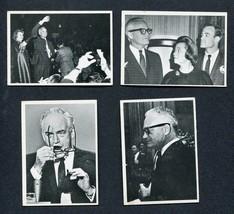 1964 LBJ vs Goldwater  For President~ 4 Topps Bubble Gum Cards # 4, 31, ... - $10.80