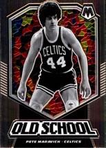 2019-20 Panini Mosaic Old School #17 Pete Maravich Celtics - $5.95