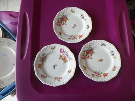 Rosenthal Flowers bread plate 10 available - $3.91