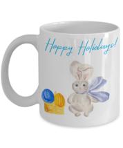 Hoppy Holidays Easter Bunny Coffee Mug - $19.99