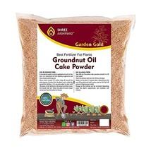 Vasudev Natural & Organic Groundnut/Peanut OilCake Fartilizer for Plants... - $117.36