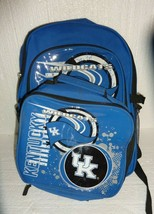 New with Tags University of Kentucky Wildcats Backpack with Lunchbox  C-4 - $9.74