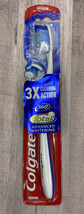 Colgate360 Toothbrush, Total Advanced Whiting Med Bristle Free Shipping - $8.32