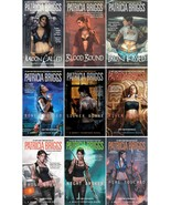 Mercy Thompson Series Collection Set Books 1-9 Mass Paperback By Patrici... - $53.99