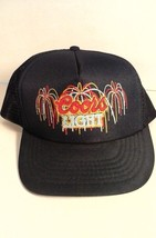 COORS LIGHT HAT CAP CELEBRATION PARTY FIREWORKS UNIVERSAL FIT FREE SHIPP... - $9.99