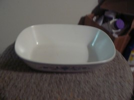 Noritake Blue Haven oval bowl 1 available - $12.47