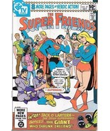 The Super Friends Comic Book #37 DC Comics TV Series 1980 VERY FINE - $8.79