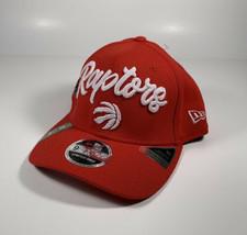 NEW ERA Toronto Raptors Script NBA Draft Series 9Fifty Snapback Hat Red ... - $30.88