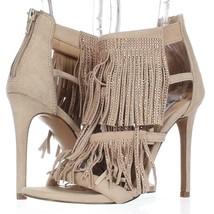 Steve Madden Fringly Dress Sandals, Blush Multi, 5.5 US Display - $38.39